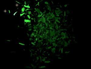 零件固定颜色出生绿色
