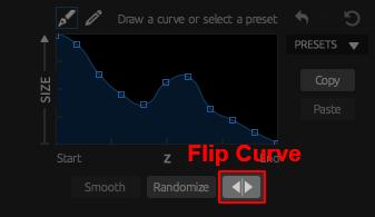 使用曲线25